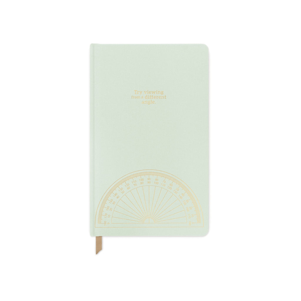 DESIGNWORKS Different Angle Cloth Journal
