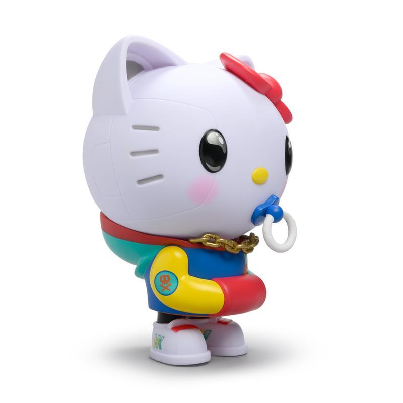 "KIDROBOT Sanrio Hello Kitty 8"" 80s Figure By Quiccs"