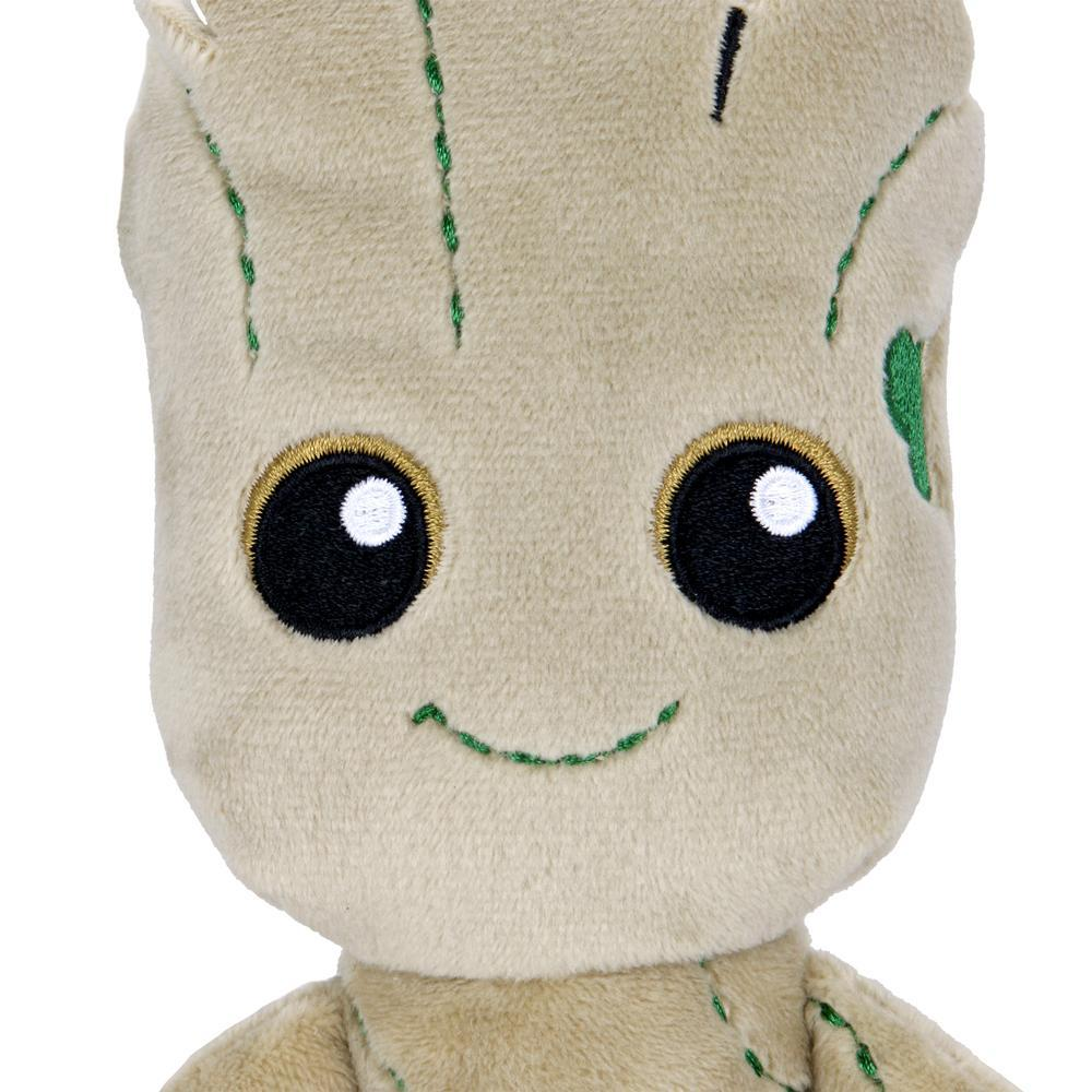 KID ROBOT X Marvel Potted Baby Groot Plush