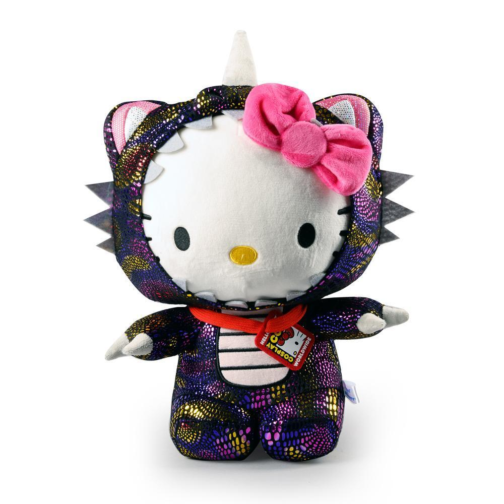 KIDROBOT x Hello Kitty Kaiju Cosplay Plush - Cosmos