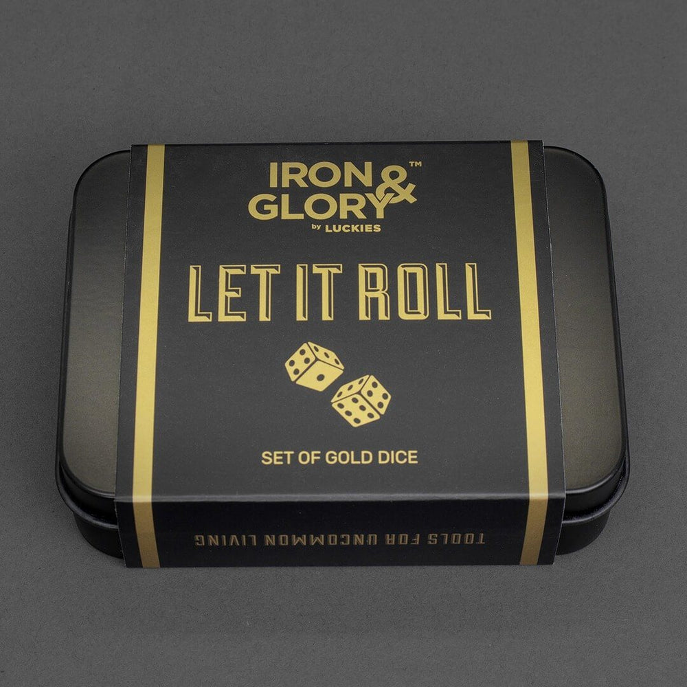 IRON & GLORY Let It Roll - Dice Set