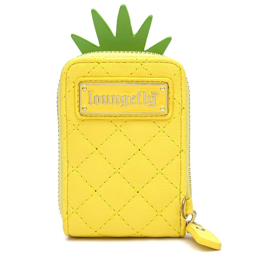 LOUNGEFLY x POOL PARTY Pineapple Wallet