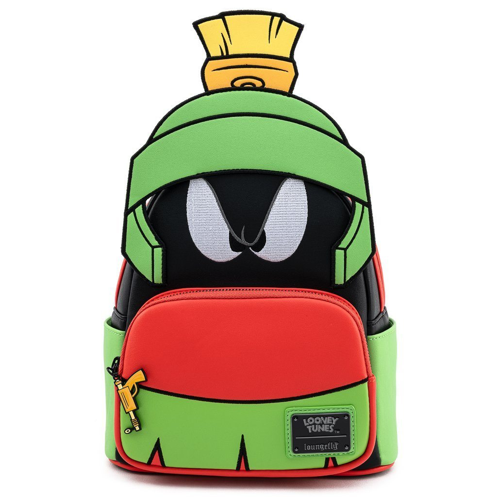 LOUNGEFLY x LOONEY TUNES Marvin The Martian Mini Backpack