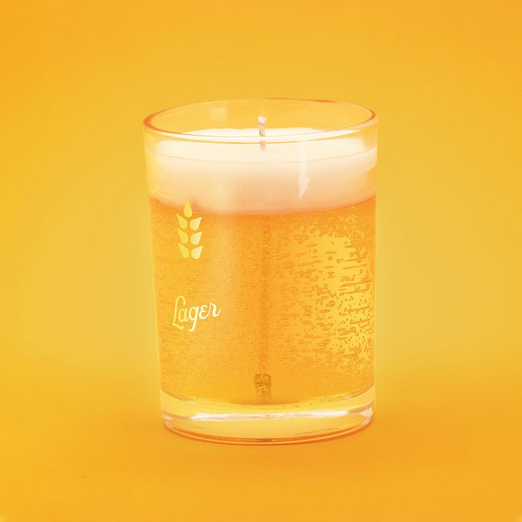 LUCKIES Beer Candles