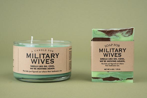 WHISKEY RIVER SOAP CO - Military Wives Duo