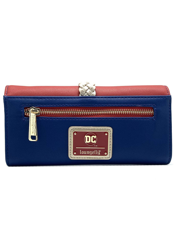 LOUNGEFLY x DC Wonder Woman Wallet