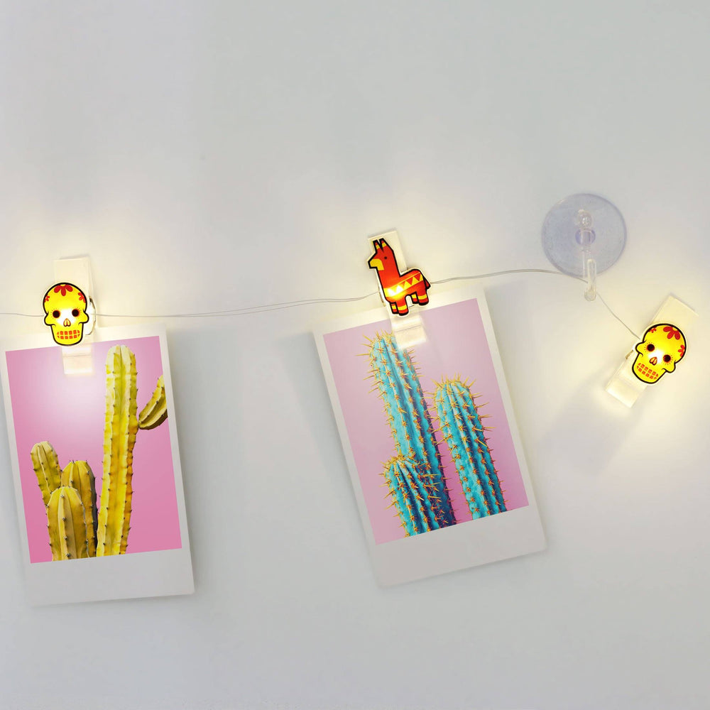 MUSTARD LONDON Pinata Light Clips