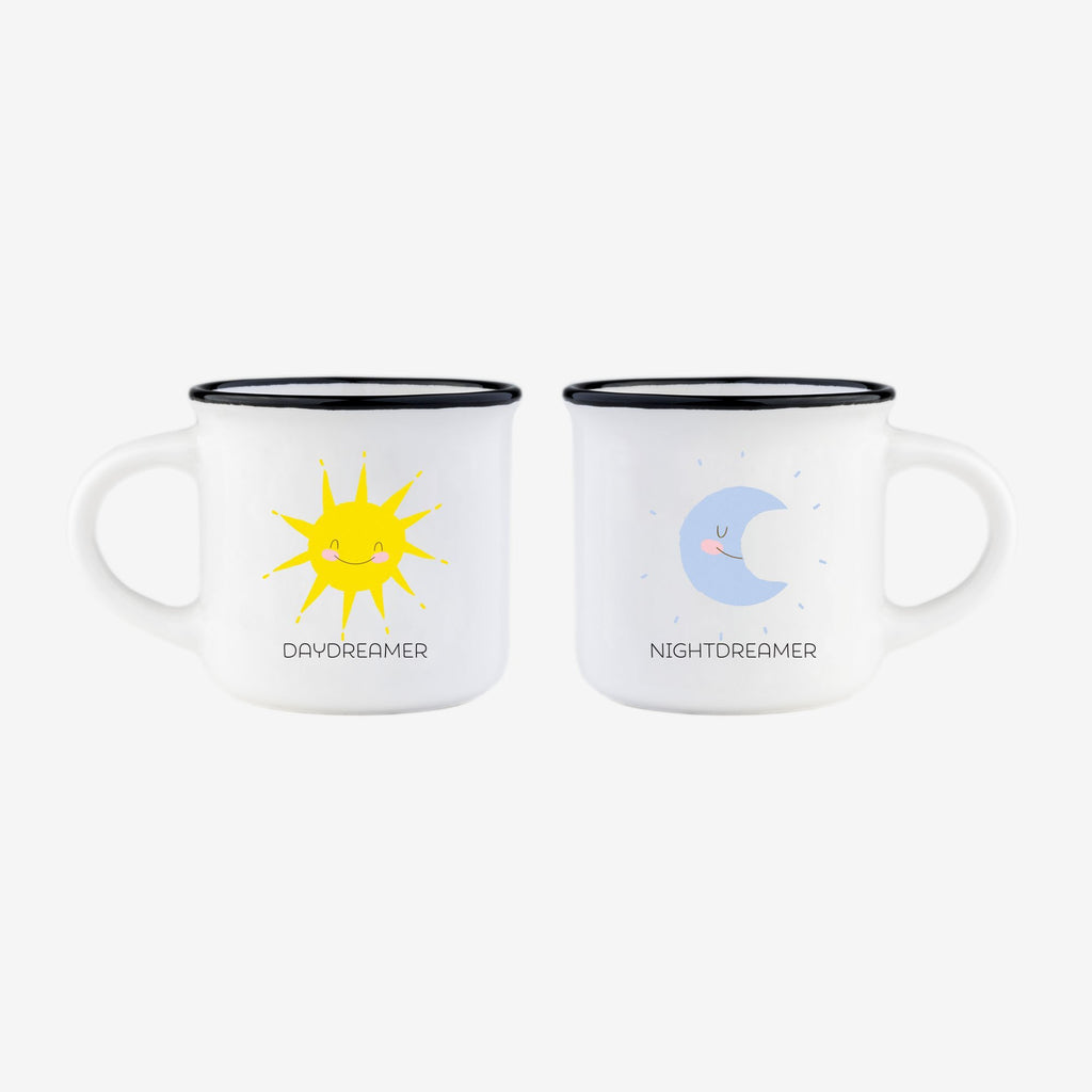 LEGAMI Daydreamer - Espresso for 2 Mugs