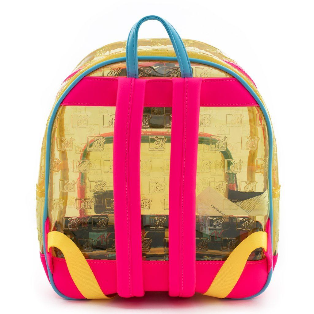 LOUNGEFLY x MTV 80'S Mini Backpack