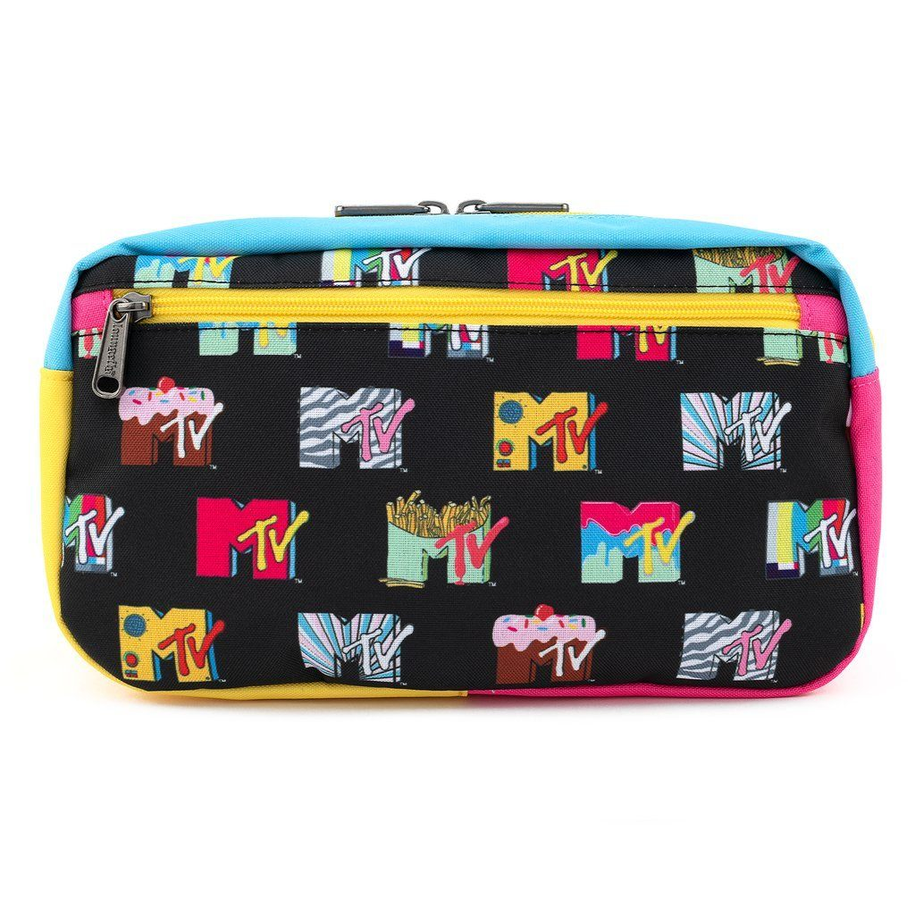 LOUNGEFLY MTV Waist Bag