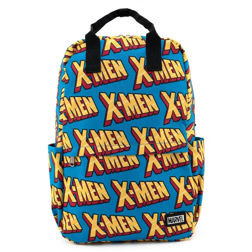 LOUNGEFLY Marvel X-Men Logo Backpack