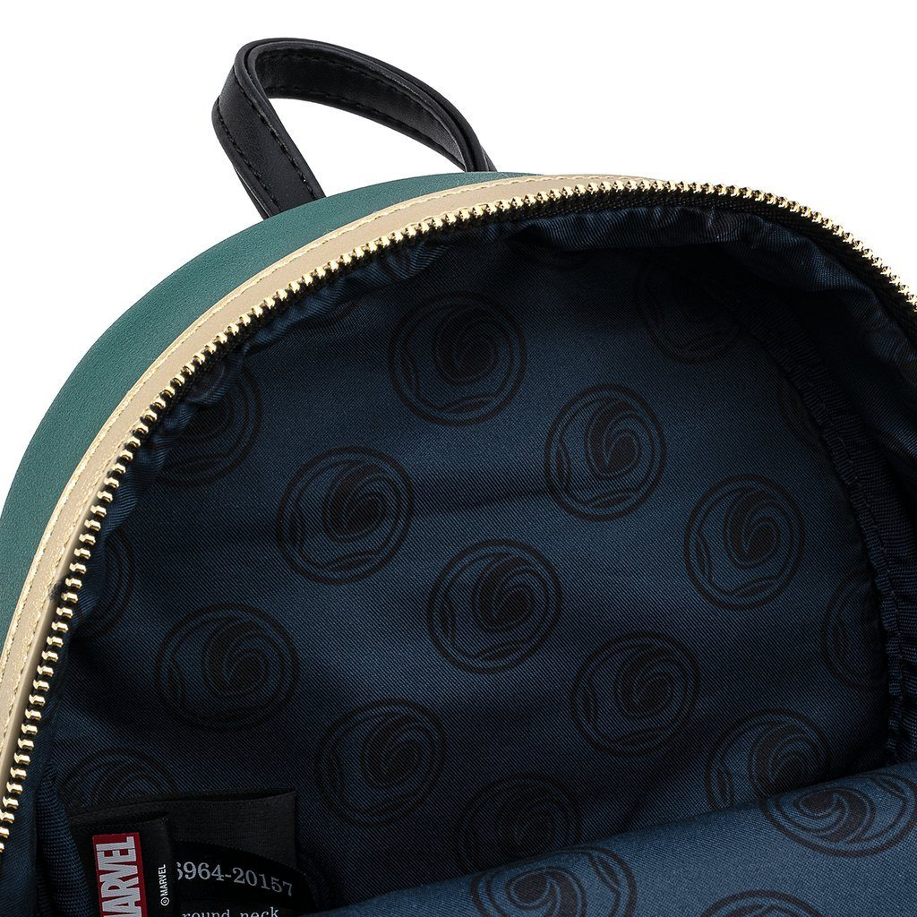 LOUNGEFLY x MARVEL Loki Mini Backpack