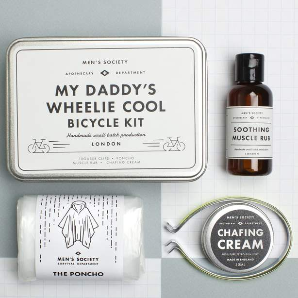MEN'S SOCIETY My Daddy's Wheelie Cool Bicycle Kit