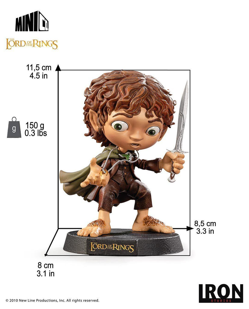 IRON STUDIOS MiniCo Frodo - Lord Of The Rings