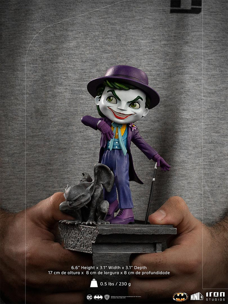 PREORDER IRON STUDIOS - MiniCo The Joker - Batman 89