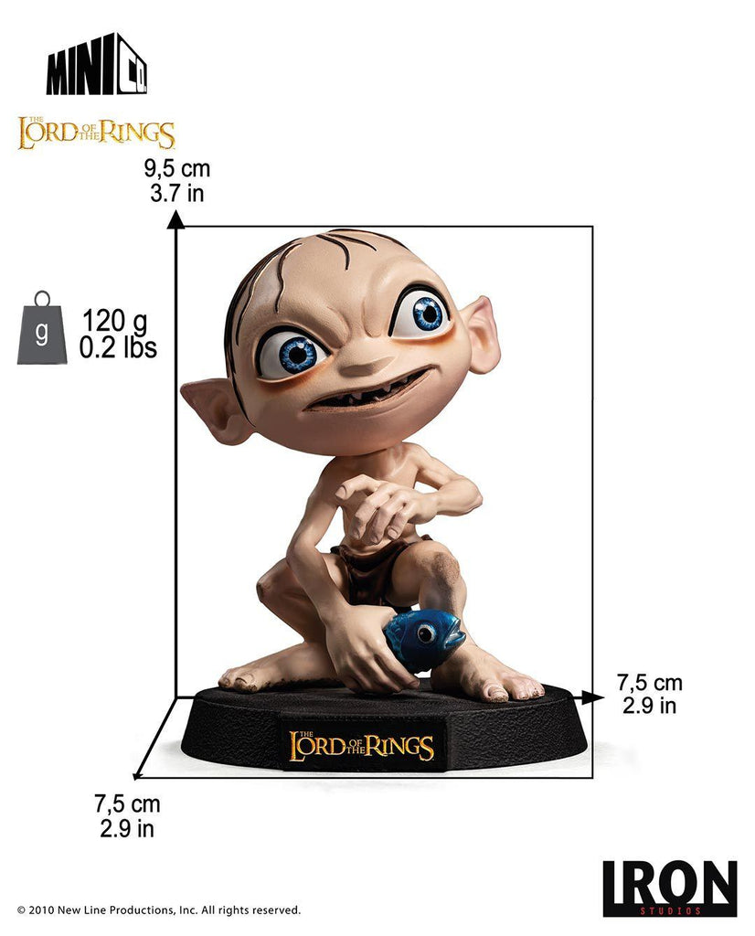 IRON STUDIOS PRESALE MiniCo Gollum - Lord Of The Rings