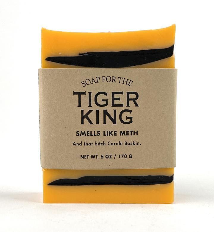 WHISKEY RIVER SOAP CO Hand Made Soaps