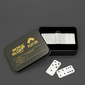 Play On - Mini Travel Domino Set