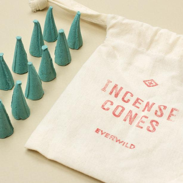 EVER WILD Incense Cones