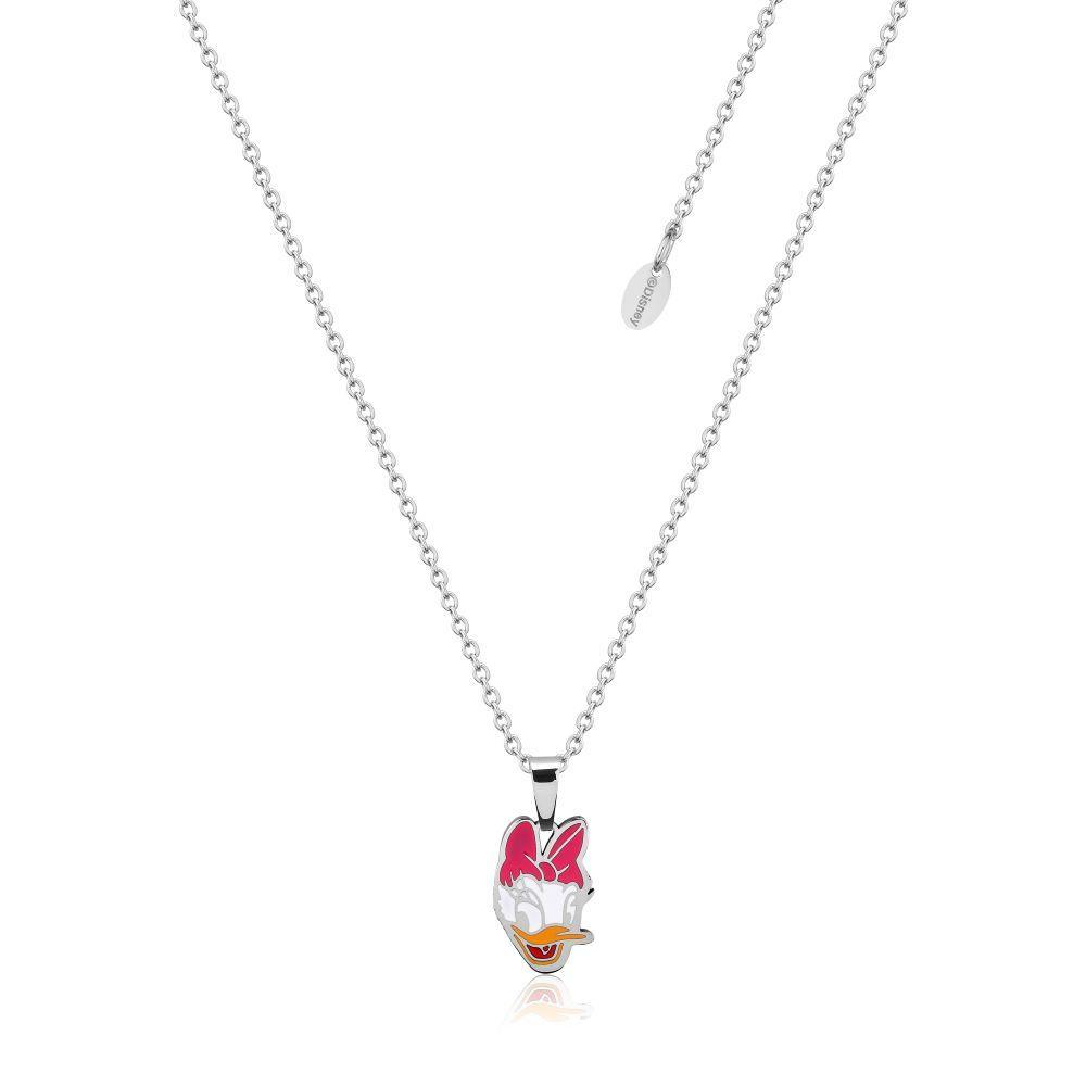 COUTURE KINGDOM x Disney Daisy Duck Enamel Necklace