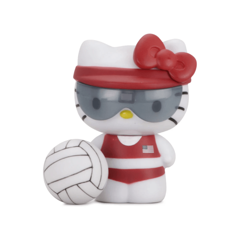 HELLO KITTY x Kidrobot Team USA Vinyl Mini Series Blind Boxes