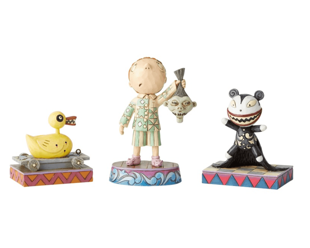 DISNEY Jim Shore Nightmare Before Christmas Set