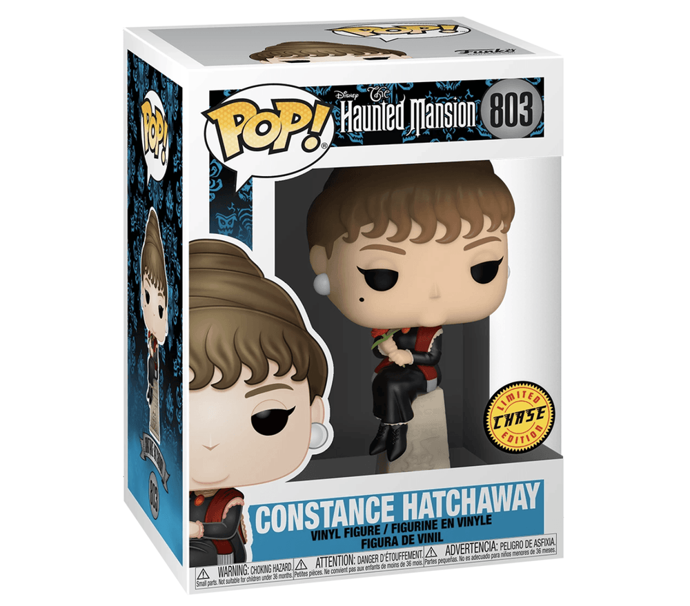 FUNKO POP! Disney Haunted Mansion Portraits Constance Hatchaway CHASE