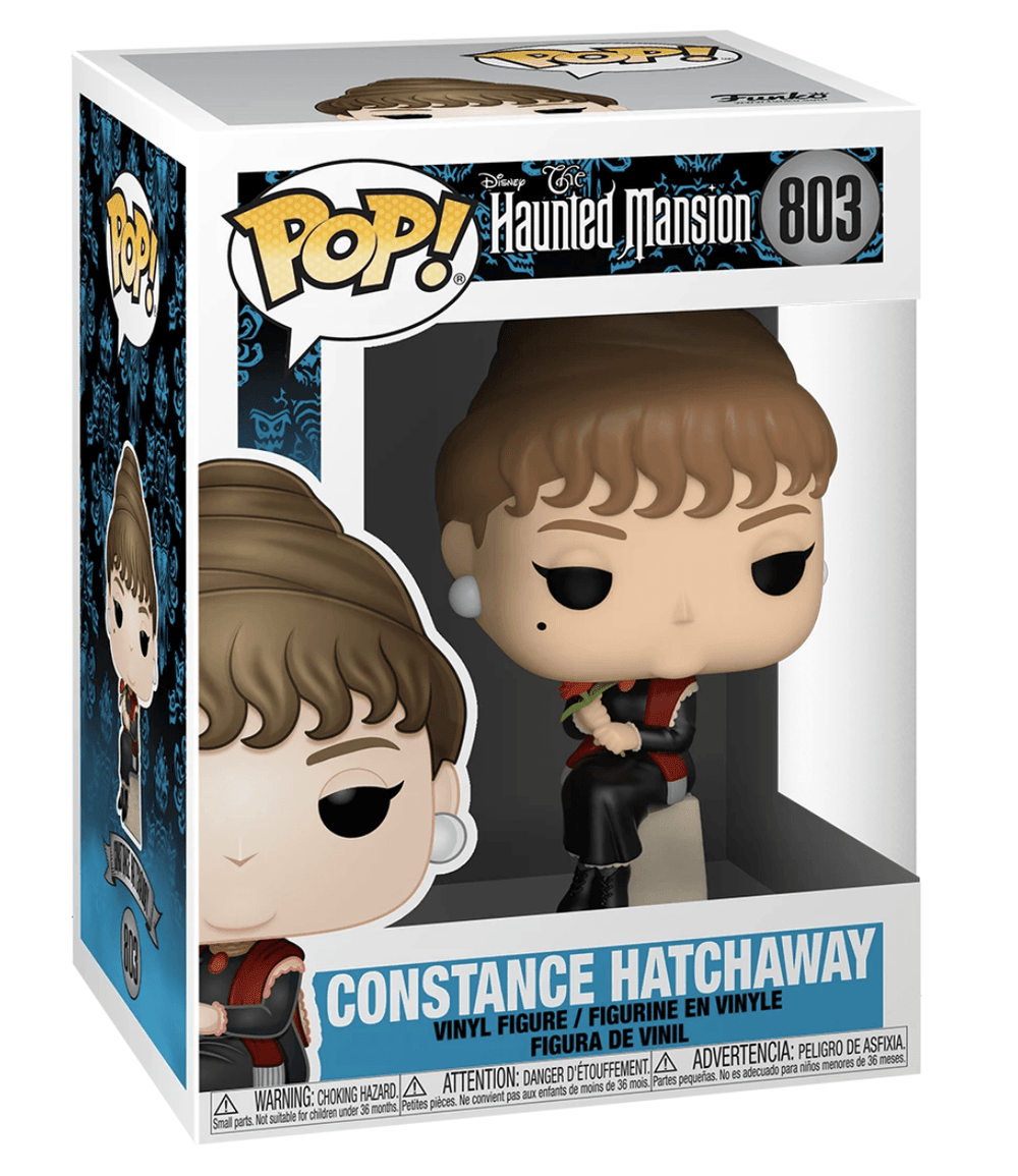 FUNKO POP! Disney Haunted Mansion Portraits Constance Hatchaway