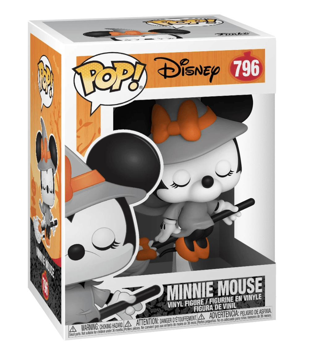 FUNKO POP! Disney Witchy Minnie