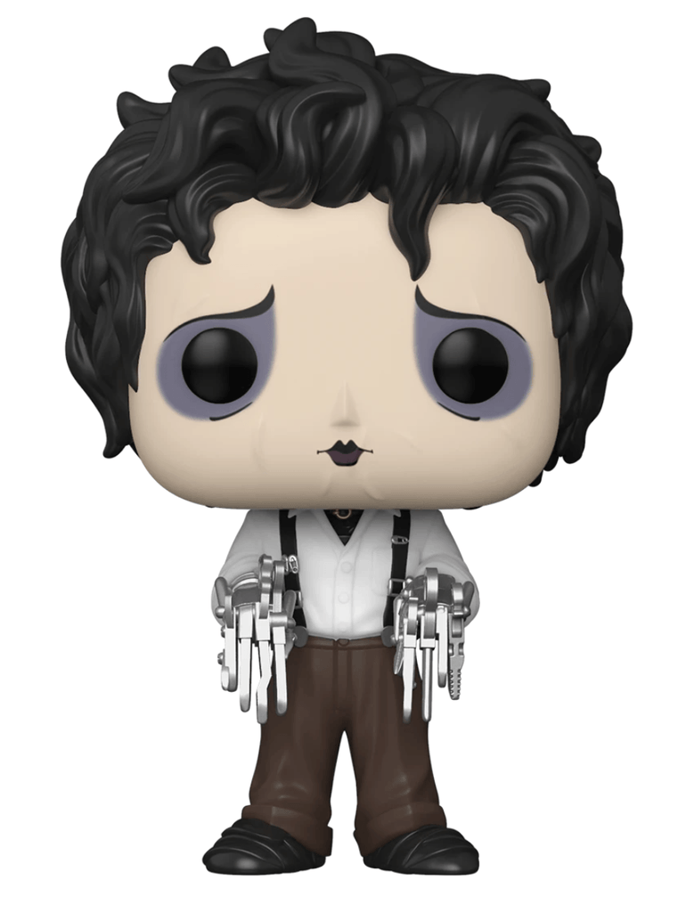 FUNKO POP! Edward Scissor Hands In Dress Clothes