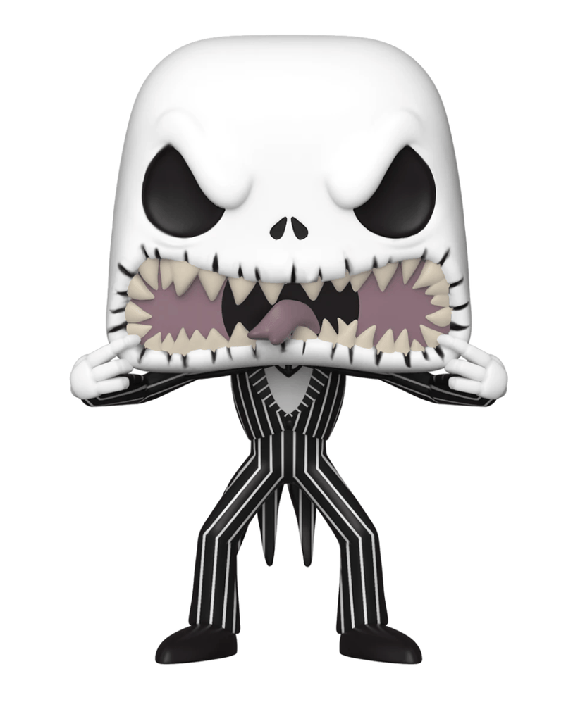 FUNKO POP! Disney The Nightmare Before Christmas Jack Scary Face
