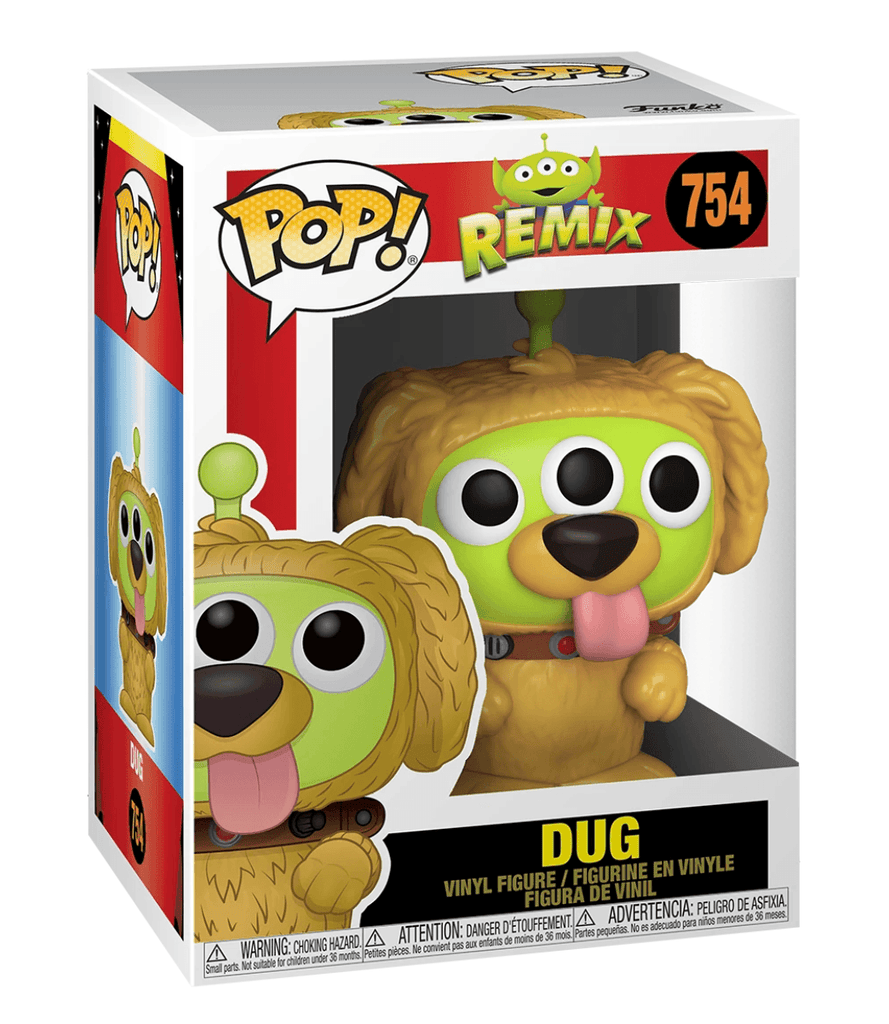 FUNKO POP! Alien As Dug