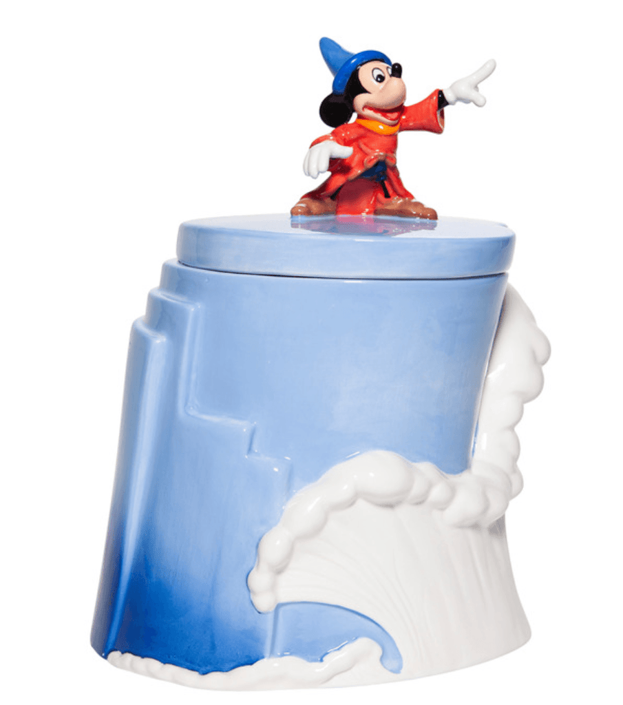 DISNEY Fantasia 80th Anniversary Cookie Jar