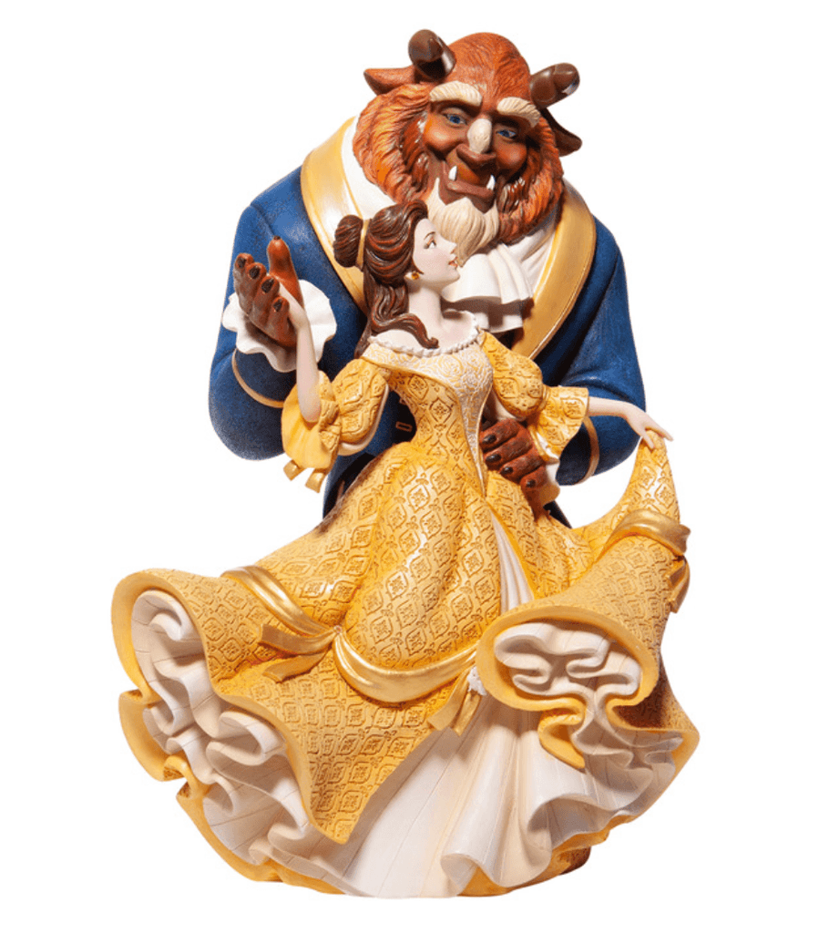 DISNEY Beauty & The Beast Figurine