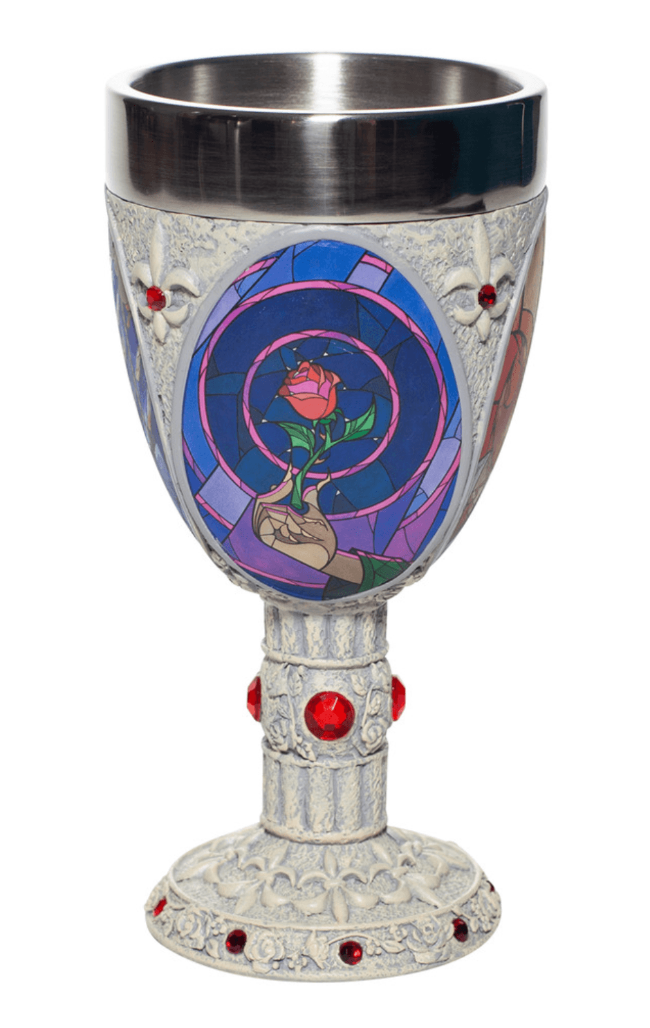 DISNEY Beauty And The Beast Chalice