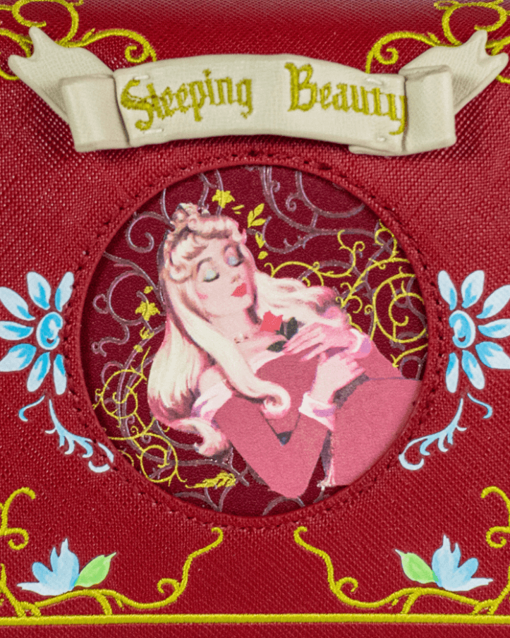 DANIELLE NICOLE x Disney Sleeping Beauty Baroque Crossbody