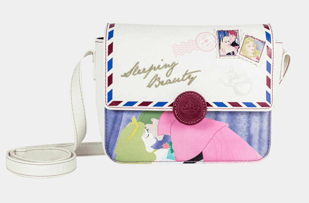 DANIELLE NICOLE x Disney Sleeping Beauty Love Letter Crossbody