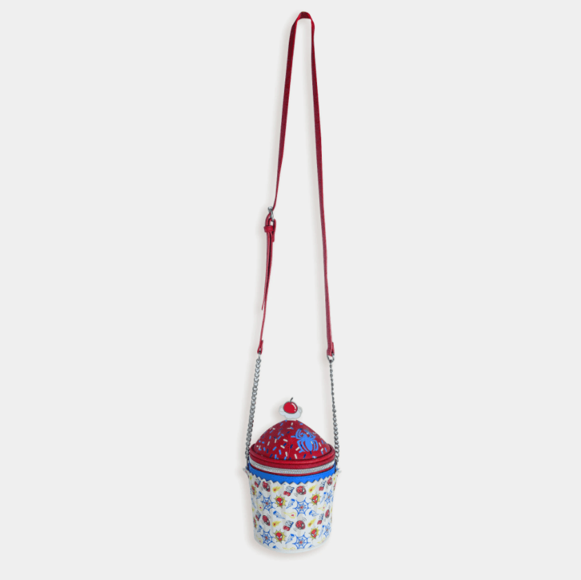 DANIELLE NICOLE x Marvel Spiderman Cupcake Crossbody