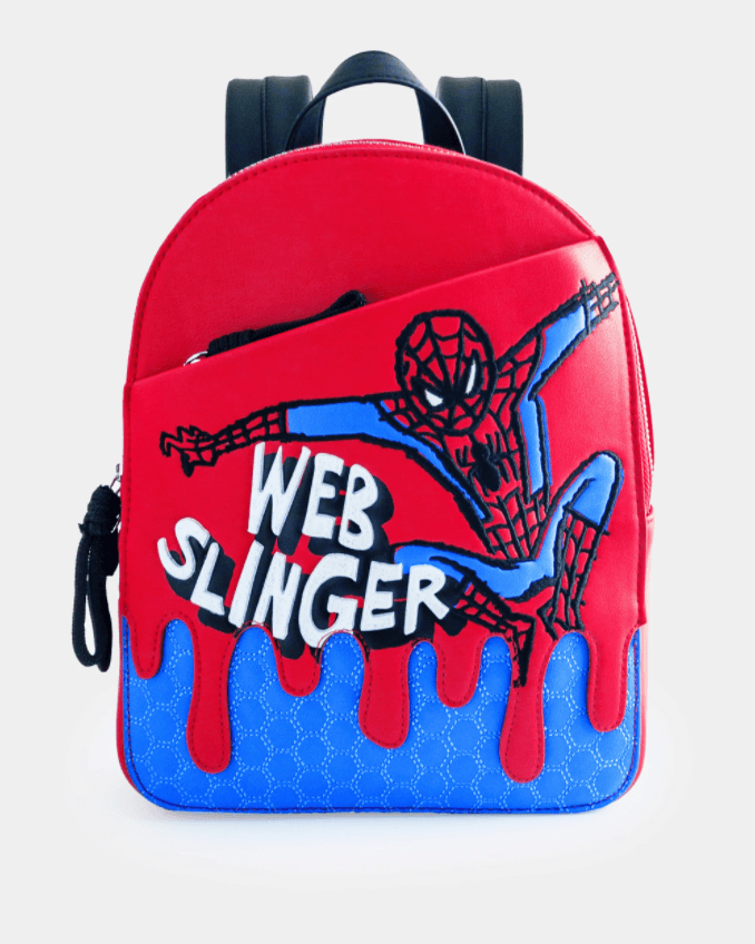 DANIELLE NICOLE x Marvel Spiderman Mini Backpack