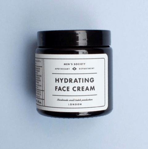 MEN'S SOCIETY Face cream