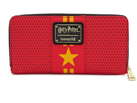 LOUNGEFLY x Harry Potter Tri Wizard Cup Zip Around Wallet