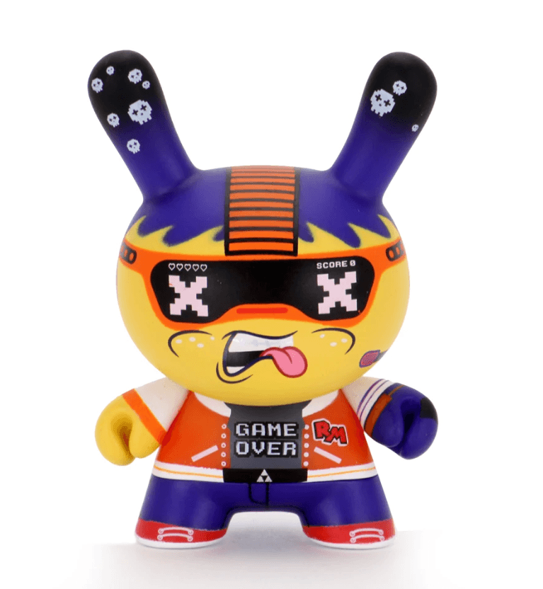 KIDROBOT Exquisite Corpse Dunny Mini Series (Blind Box)