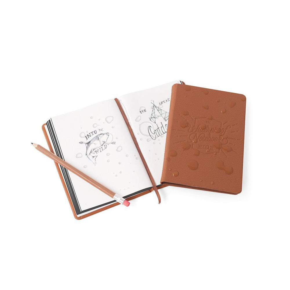 LUCKIES Waterproof Notebook 2.0
