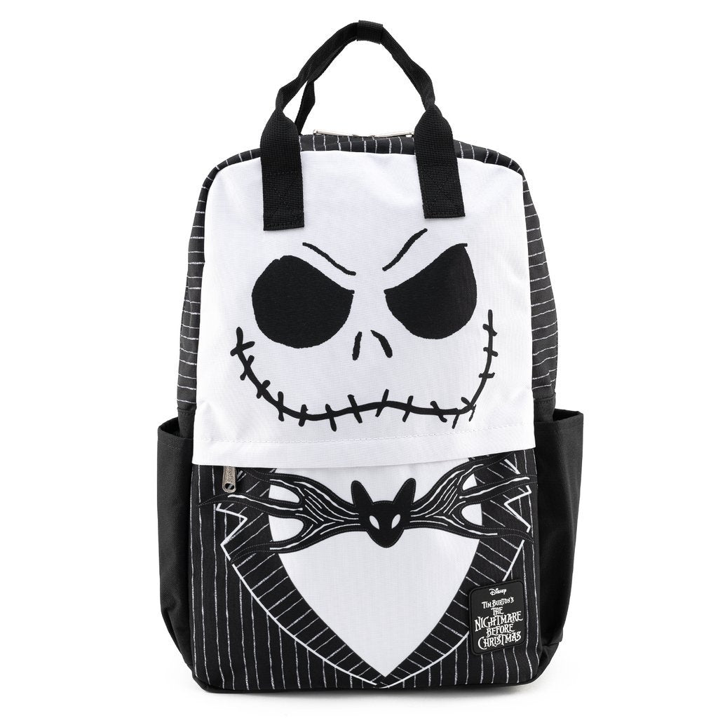 LOUNGEFLY Disney Jack Skellington Backpack