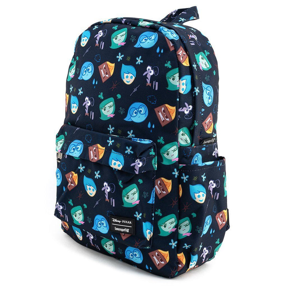 LOUNGEFLY Pixar Inside Out Emotions Backpack