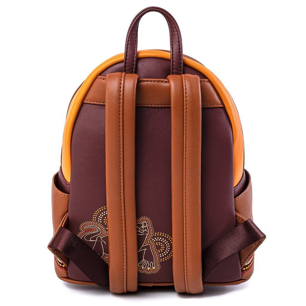 LOUNGEFLY x DISNEY The Rescuers Down Under Mini Backpack