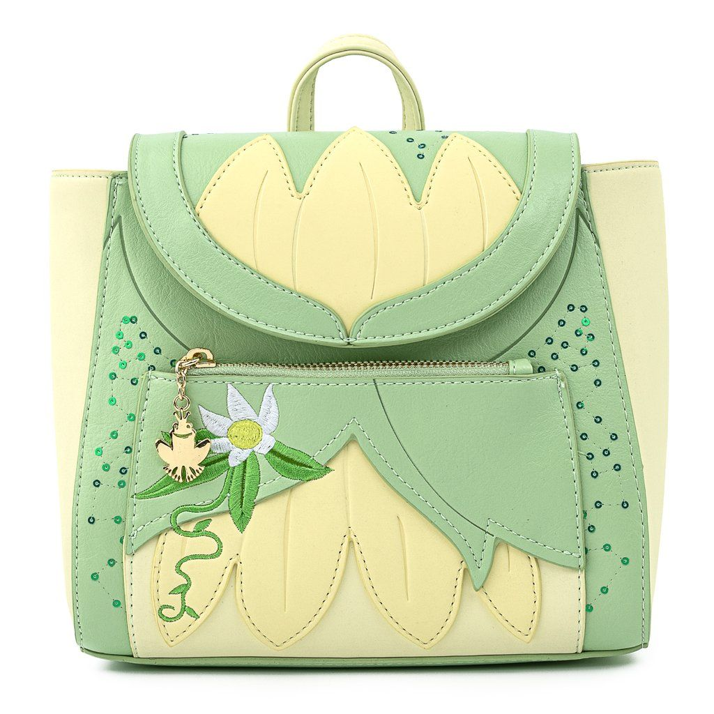 LOUNGEFLY x DISNEY Tiana Mini Backpack