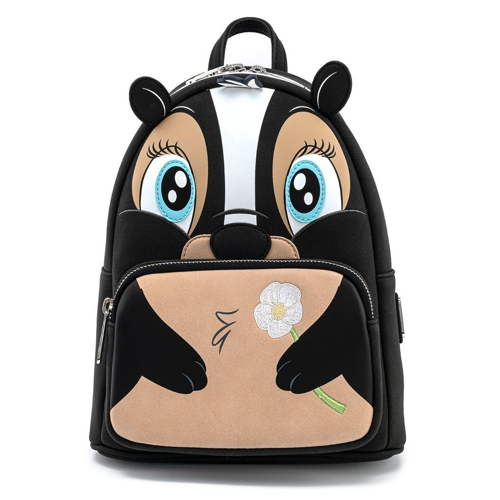 LOUNGEFLY x DISNEY Bambi- Flower Cosplay Mini Backpack