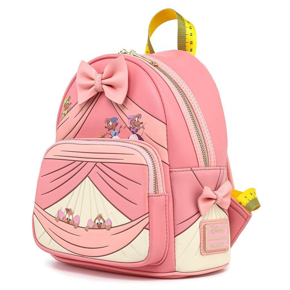 LOUNGEFLY x DISNEY Cinderella 70th Anniversary Peek-A-Boo Mini Backpack
