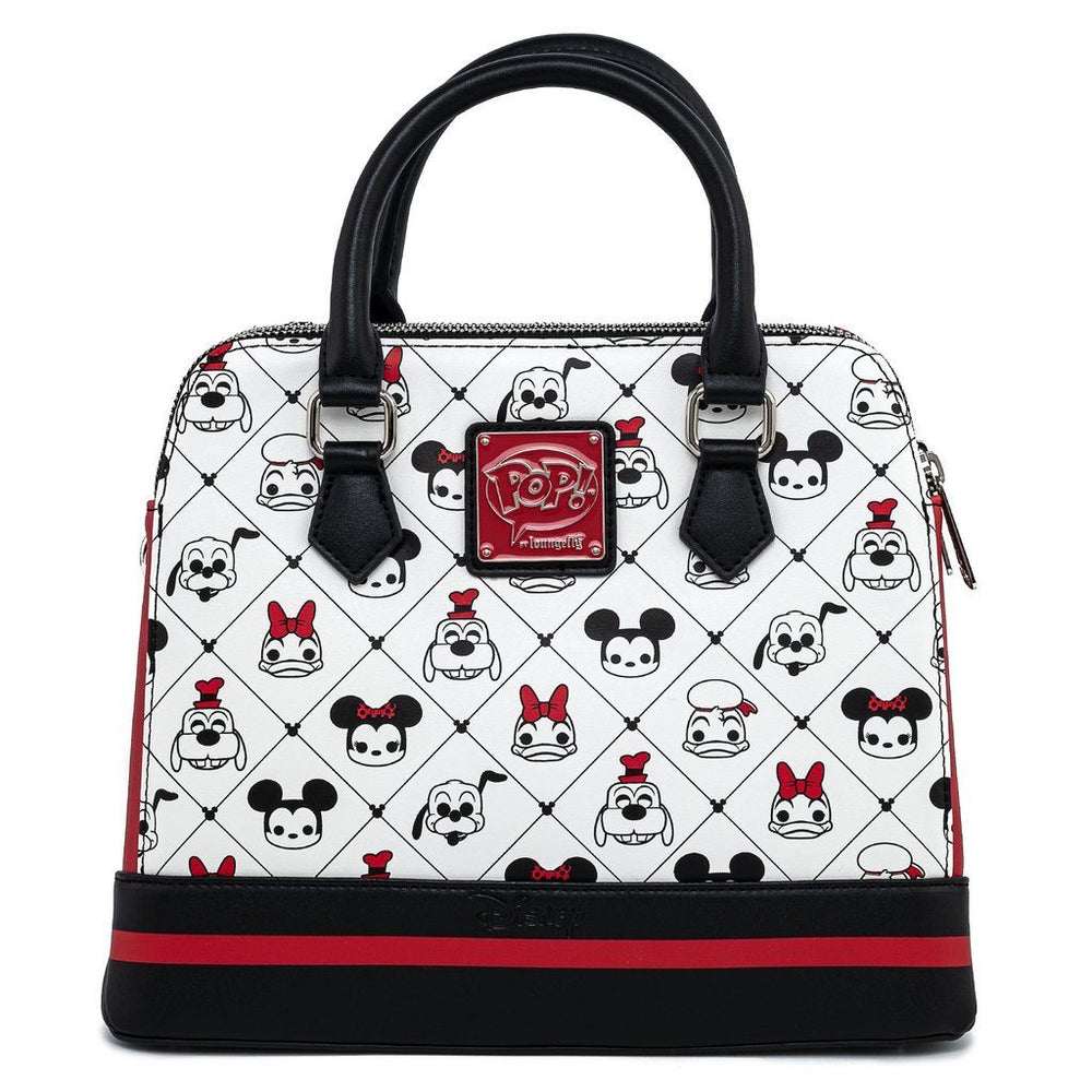 COMING SOON! LOUNGEFLY x DISNEY FUNKO POP! Sensational 6 Crossbody Bag